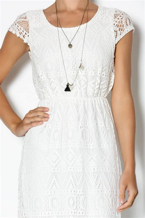 Pm Elegan Mon And Kid 12pm by mon ami white lace dress from oklahoma by district