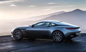 Picture Of An Aston Martin Aston Martin Db11 Debuts 600hp Turbo V12