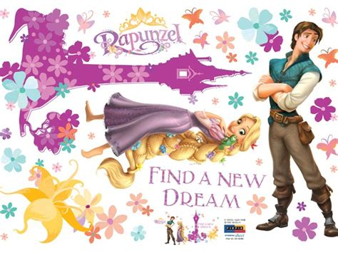 tangled wall stickers disney tangled rapunzel magical tower wall stickers wallstickery