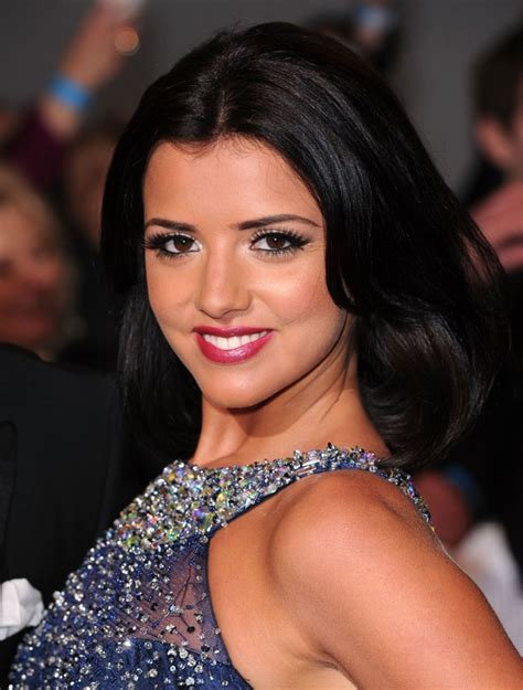 hairdo meck length best mid length hairstyles lucy mecklenburgh goodtoknow