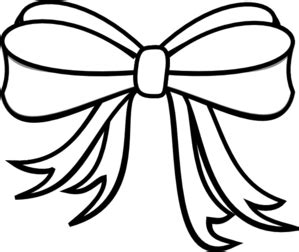 Dasi Gambar Gitar By Papillon white ribbon bow clipart 23