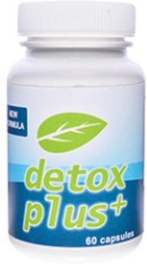 Plus Detox by Bol Detox Plus 60 Capsules Voedingssupplement