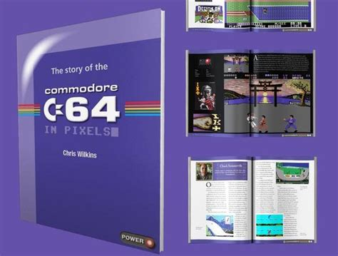 retro dev c64 edition books retro news the story of the commodore 64 in pixels