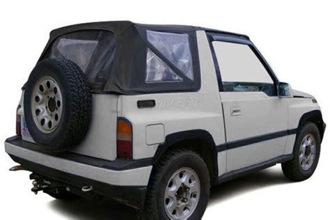 94 Suzuki Sidekick by Bestop Replace A Top Soft Tops 88 94 Geo Tracker Suzuki