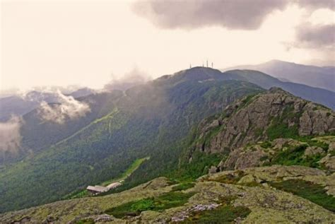 view from mt mansfield picture of mount mansfield hiking mount mansfield vermont s highest peak gonomad