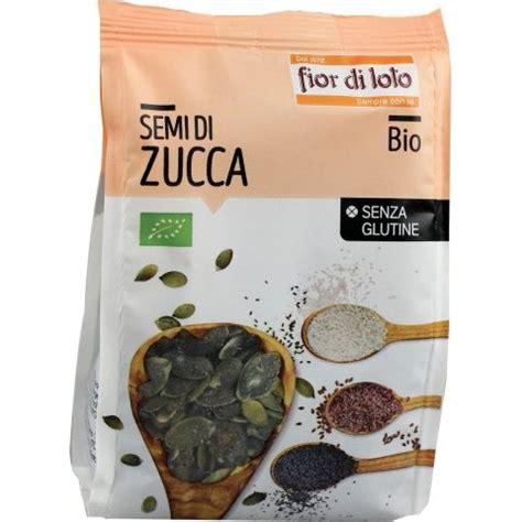 prodotti fior di loto il fior di loto semi di zucca decorticati biologici senza