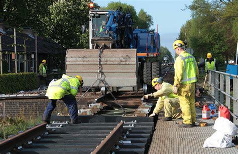 railroad sleepers plastic sleepers klp lankhorst