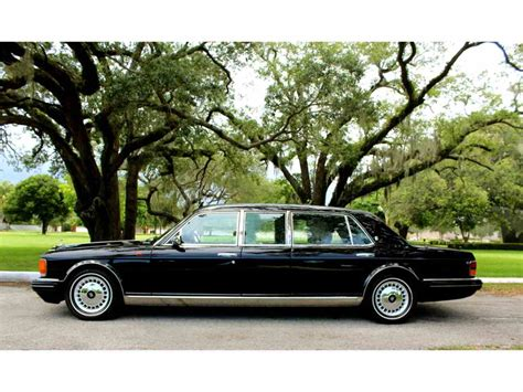 1999 Rolls Royce For Sale by 1999 Rolls Royce Limousine For Sale Classiccars Cc