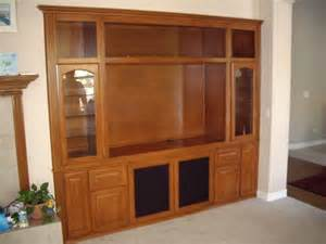 Wall Units And Entertainment Centers Entertainment Centers And Wall Units Designed While You Watch