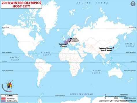 world map olympic host cities pyeongchang 2018 winter olympics south korea to host next