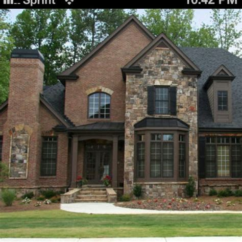 1000 ideas about red brick exteriors on pinterest brick brick and stone exterior perfect house pinterest