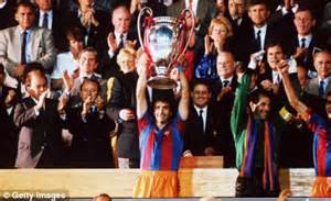 barcelona s 50 greatest chions league goals 1992 2011 the list the greatest finals in the history of wembley
