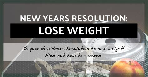 Weight Loss A New Year Resolution by New Years Resolution Lose Weight And Be Healthy
