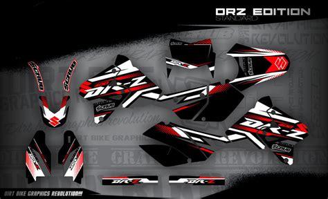 Suzuki Drz 400 Aufkleber by Suzuki Drz 400 Dekor 1999 2016 Drz Edition St Mx Kingz