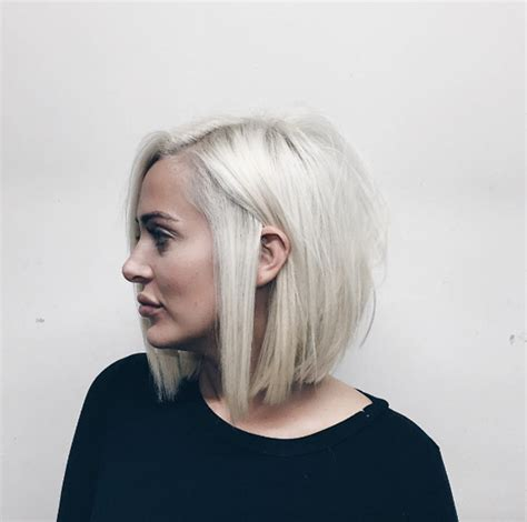 blonde blunt haircut images 40 super chic blunt bob hairstyles blonde bobs bobs and