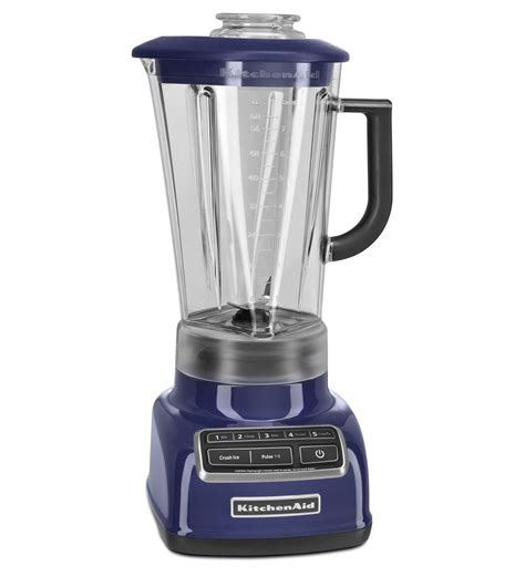 Blender Blenz kitchenaid 174 5 speed blender ksb1575ri cobalt blue