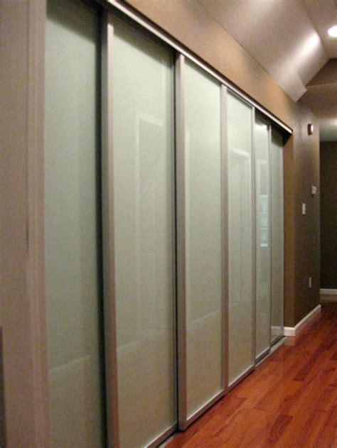 closet doors sliding 3 door bypass wood lowes wooden