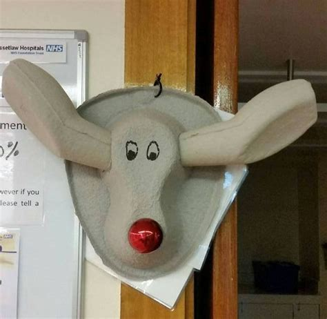 christmas decorations in hospital wards 25 hospital decorations that show staff are the most creative