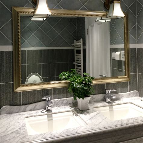 luxury bathroom mirrors 25 great ideas and pictures cool bathroom tile designs ideas