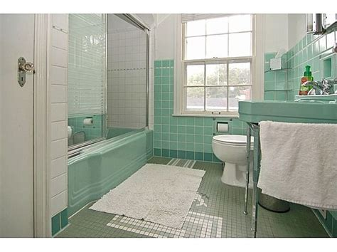 retro green bathroom 91 best green 1950 s bathrooms images on pinterest 1950s