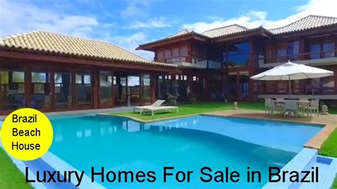 brazil luxury homes for sale in praia do forte bahia