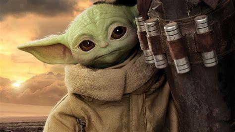 baby yoda star wars green baby yoda  background