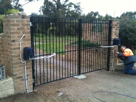 electric swing gates automatic gate automatic gate melbourne