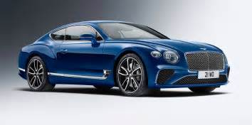 Bentley News 2018 Bentley Continental Gt Revealed Here In Q2 2018 Update