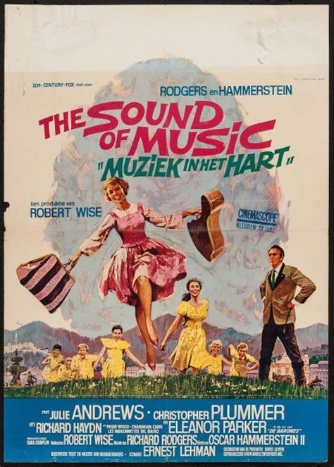 posters academy award winners the sound of
