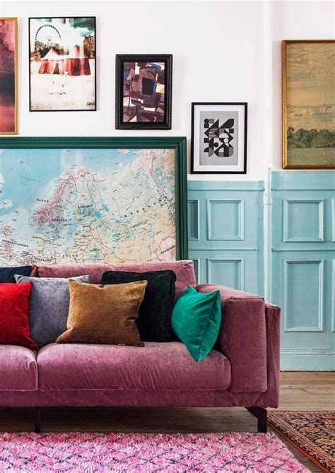 ein sofa ikea velvet sofa ikea 214 sterreich ein wohnzimmer mit viel