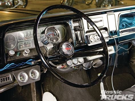 1964 Chevy Truck Interior by 301 Moved Permanently