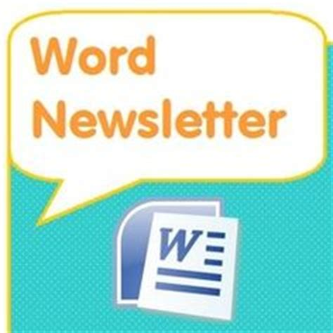free newsletter templates downloads for word beautiful edit ready church newsletters and newsletter