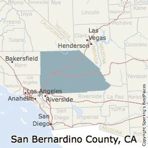 san bernardino county california map image gallery sanbernardinocounty