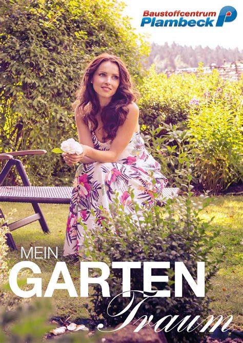 Garten Katalog by Plambeck Gartenkatalog 2015 By Fullhaus Issuu