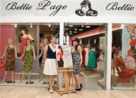 bettie page clothing store clothing stores