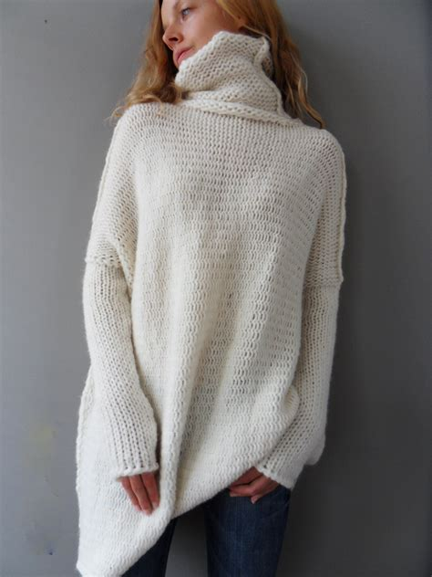 knitting pattern oversized jumper womens oversized chunky cable knit sweater bronze cardigan