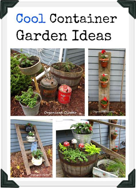 Garden Junk Ideas 17 Best Images About Junk Gardening Organized Clutter On Gardens Garden