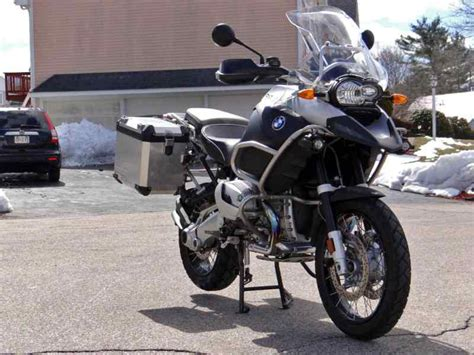 Motorrad Navigation Enduro by Buy Like New 2006 Bmw R1200gs Adventure Enduro Bmw On