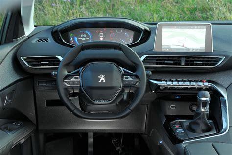pejo web 360 2017 peugeot 3008 1 2 puretech uk review review autocar