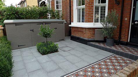 garden wall tiles mosaic tile path yellow brick front garden wall