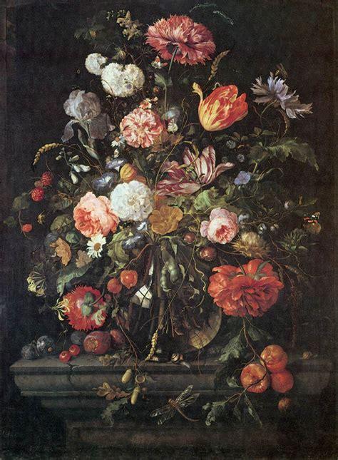 Vase Of Flowers Jan Davidsz De Heem Paintings Page 1