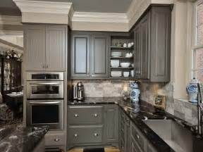 Gray Cabinets Kitchen Steps In Choosing The Right Gray Kitchen Cabinets My Kitchen Interior Mykitcheninterior