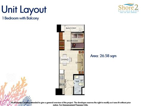 the shore floor plan shore residences floor plan shore residences smdc