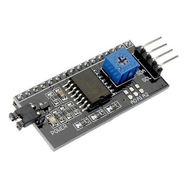 Ready Stock Lcd 1602 2004 I2c Serial Interface Backpack pkr 100 00