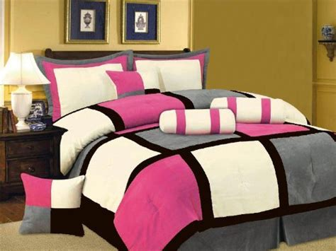 hot pink and black bedroom healthcarenbaby20 cheap 7 pc modern black hot pink white