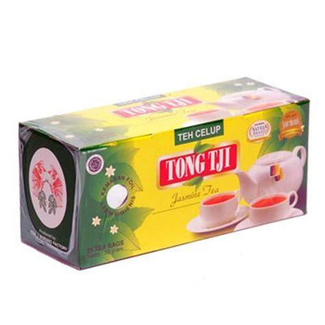 Teh Celup Tong Tji tongtji teh celup melati 50 gram tong tji tea bags