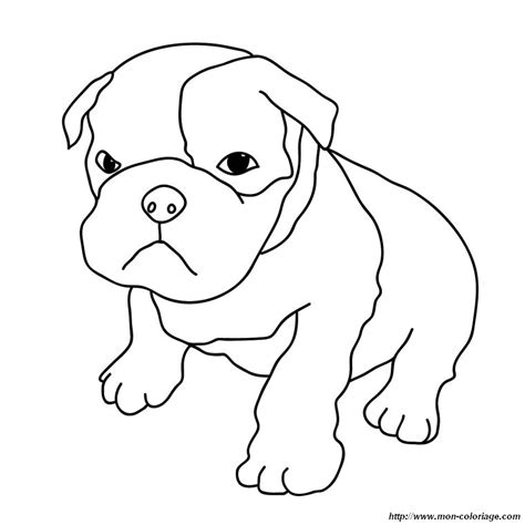 Colorare Cane Disegno Cucciolo Boxer