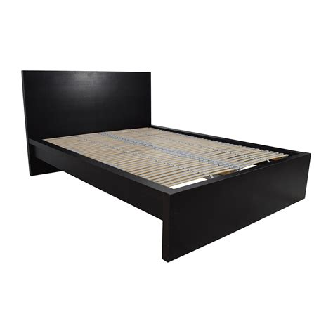 77 Off Ikea Ikea Full Bed Frame With Adjustable Slats Bed Frame With Slats