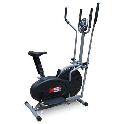 Best Small Home Cardio Machine Pro Cross Trainer 2 In 1 Exercise Bike Cardio Fitness