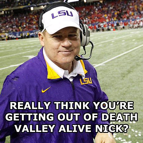 Funny Lsu Memes - our favorite lsu tigers alabama crimson tide rivalry memes